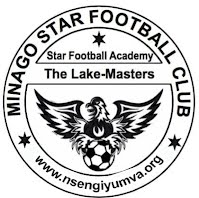 Minago Star Football Club logo.